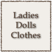 Adult Female Dolls Clothes