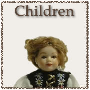 Dressed Children Dolls