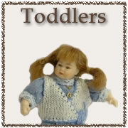 Dressed Toddler Dolls