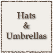 Hats & Umbrellas