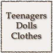 Teenager Dolls Clothes