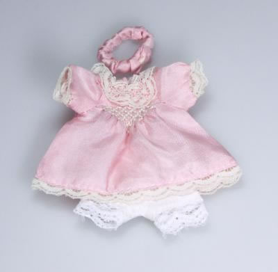 Pink Toddler Outfit, Dolls House Miniature (XZ880)