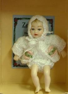 Heidi Ott Dolls House Doll, Baby (white) (XB006)
