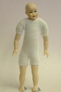 Heidi Ott Dolls House Doll, Teenager with Blue Eyes (XKK17)