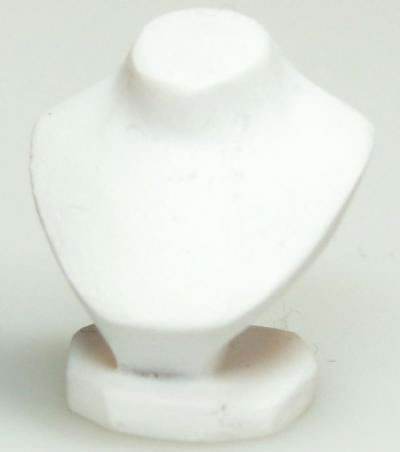 Dolls House Miniature White Bust (XY640W)
