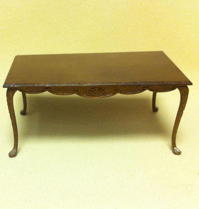 Dolls House Dining Room Table (XY720)