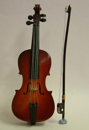 Dolls House Miniature Cello (XZ305)