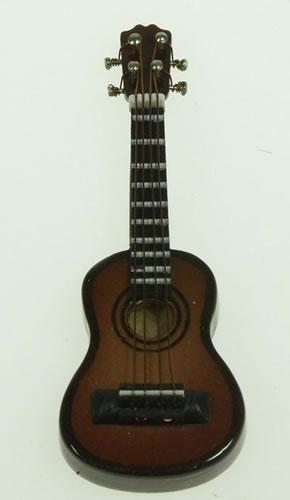Dolls House Miniature Guitar (XZ312)