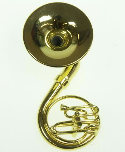 Dolls House Miniature Sousaphone (XZ332)