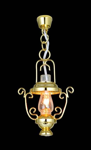 Dolls House Hanging Chain Lamp (YL5042-1)