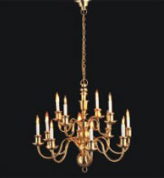 Dolls House Chandelier (12 Arm) (YL8002)