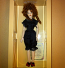 Heidi Ott Lady Doll in black underwear (X112)