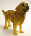 Dolls House Miniature Golden Labrador Retriever (XZ507)