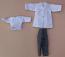 Mans Outfit, Dolls House Miniature (XZ961)