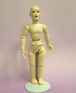 Heidi Ott Dolls House Doll, Nude Man with Blue Eyes (XKM01)