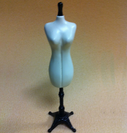 Heidi Ott White Mannequin  (XY217)