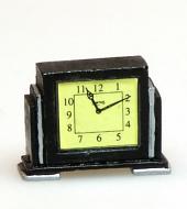 Heidi Ott Deco Style Clock, Dolls House Miniature (XY413)
