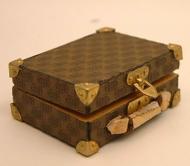 Dolls House Miniature Suitcase (XZ001)