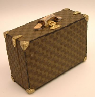 Dolls House Miniature Suitcase (XZ004)
