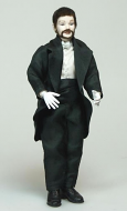 Heidi Ott Dolls House Doll, Man in Evening Suit (X072)