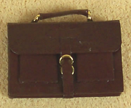Dolls House Miniature School Satchel (XZ022)