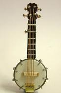 Dolls House Miniature Banjo (XZ306)