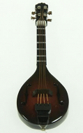 Dolls House Miniature Mandolin (XZ314)
