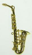 Dolls House Miniature Saxophone (XZ320)