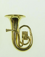 Dolls House Miniature Baritone (XZ329)