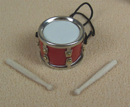 Dolls House Toy Drumkit (XZ336)