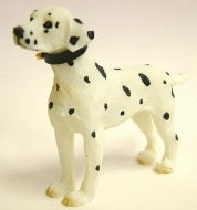 Dolls House Miniature Dalmatian (XZ512)