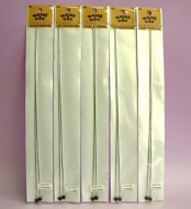 1mm Knitting Needles (Pack of  5 Pairs) (XZ712)