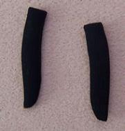 Ladies Socks (12 assorted pairs), Dolls House Miniature (XZ756)