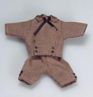 Brown Suit, Dolls House Miniature (XZ826)