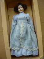 Heidi Ott Lady in Blue Dress & Apron (X097)