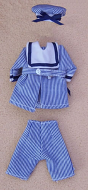 Child's Sailor Outfit, Dolls House Miniature (XZ940)