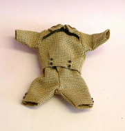 Child's 2 Piece Outfit, Dolls House Miniature (XZ952)
