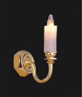 Dolls House Single Candle Wall Sconce Light (YL2001)