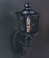 Dolls House Ornate Coach Lamp (YL2027)