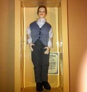 Heidi Ott Male Doll in a waist coat and trousers (X109)