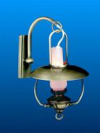 Dolls House Nostalgic Oil Wall Lamp (YL2092)