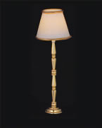 Dolls House Gold Base Floor Lamp (YL3003)