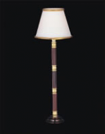Dolls House Stained Base Floor Lamp (YL3004)