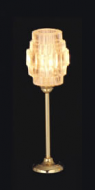 Dolls House Crystal Shade Floor Lamp (YL3020)