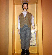 Heidi Ott Male Doll in a waist coat and trousers (X111)