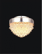Dolls House Silvery Ceiling Light (YL4009)
