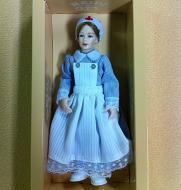 Heidi Ott Lady Doll in nurses outfit (X114)