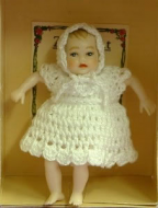 Heidi Ott Dolls House Doll, Baby (white) (XB004)
