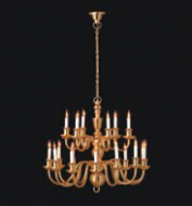 Dolls House Chandelier (14 Arm) (YL8001)