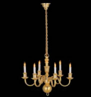 Dolls House Chandelier (6 Arm) (YL8004)